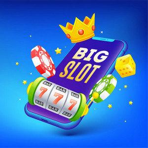 Jogue centenas de variedades de slot com dinheiro real
